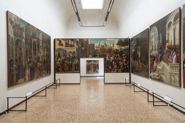 Al via l'inaugurazione delle nuove sale delle Gallerie dell_Accademia di Venezia