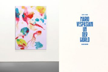 L'artista e la campionessa di apnea: Mario Vespasiani e Alessia Zecchini, la conquista del profondo con la mostra Underworld