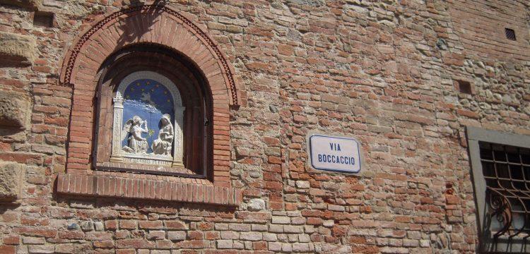 il paese di Boccaccio