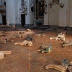 La regola di Piero: Mimmo Paladino ad Arezzo dialoga con uno dei suoi maestri ideali