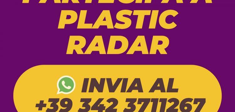 Greenpeace plastic radar