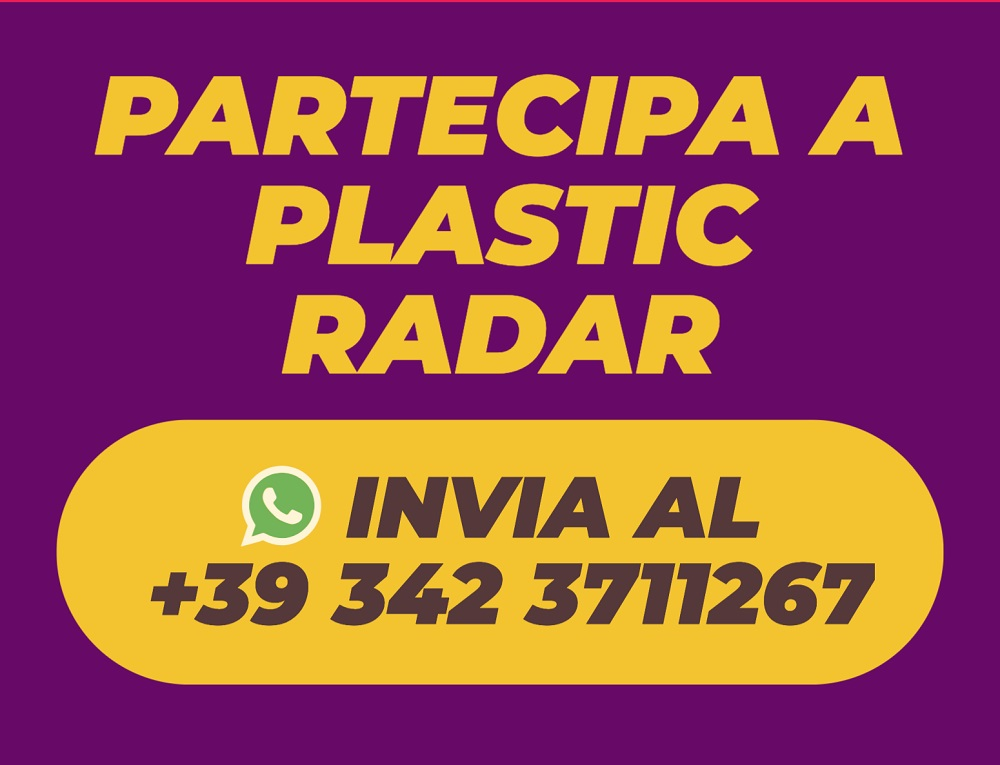 Greenpeace plastic radar