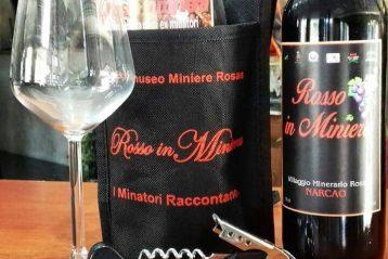 """Sabato 24 agosto la 5° edizione di """"Rosso in miniera""""."""