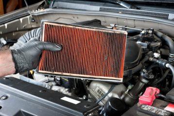 filtro aria auto