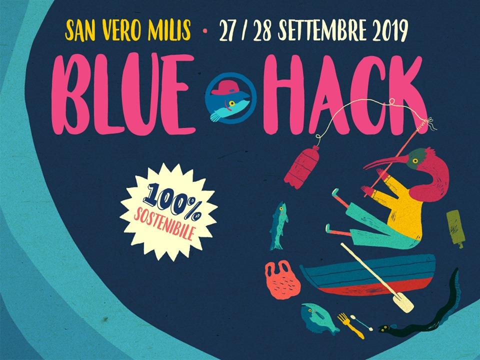 BLUE HACK