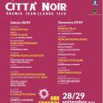 Al via la seconda edizione del Festival Città Noir dedicato a Jean-Claude Izzo