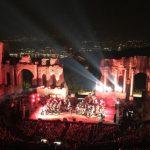 La GAGA SYMPHONY ORCHESTRA con FRANCESCO DE GREGORI all'Arena di Verona e al Teatro degli Arcimboldi di Milano