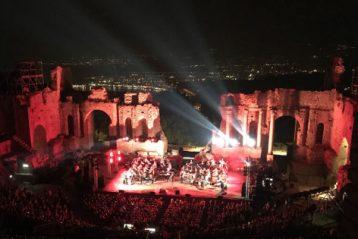 Gaga Symphony Orchestra con Francesco De Gregori_Taormina_ph.GSO_lancio