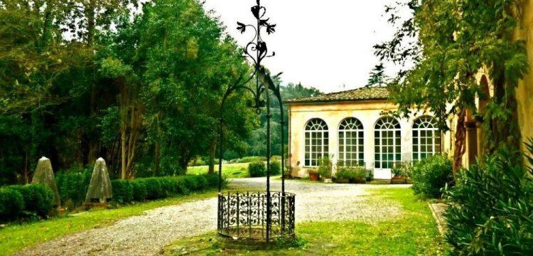 Villa Burlamacchi Residenza di scrittura