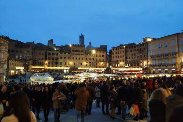 A Siena rivive il Mercato nel Campo