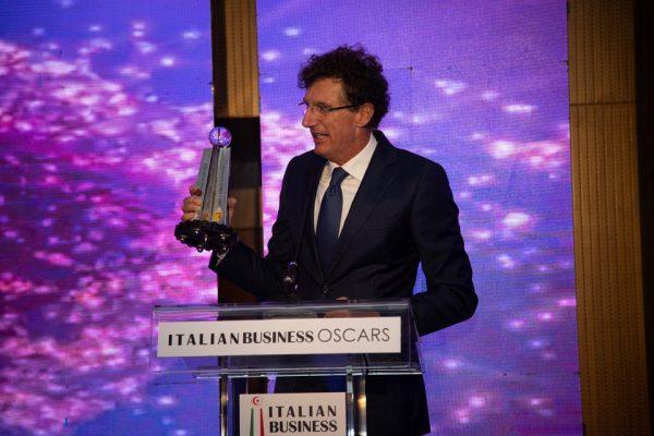Premiazione società Safas all'Italian Business Award 2019 Tabarka