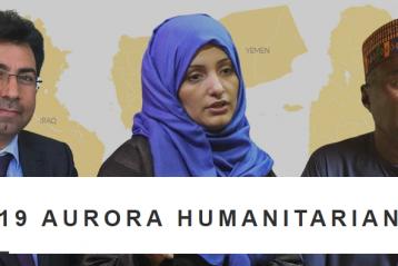 2019 humanitarians