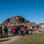 Boom di visitatori nel 2019 per Barumini con le sue bellezze Su Nuraxi, Casa Zapata e centro Lilliu