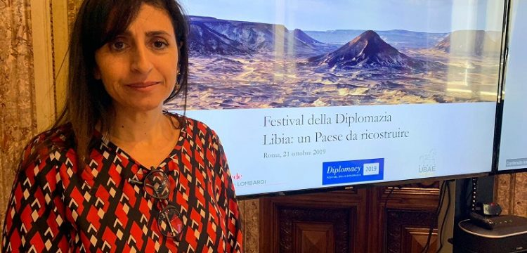 Benedetta Oddo Senior Strategic Advisor to Lybian Municipalities