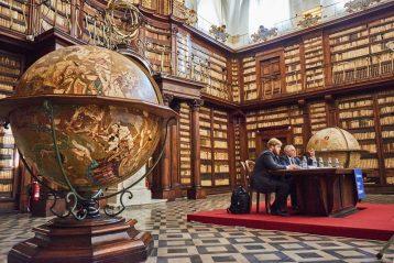 Diplomacy sala del Mappamondo