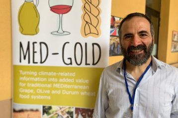 Sandro Calmanti, ricercatore Enea
