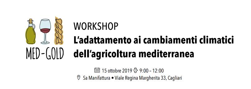 cambiamenti climatici agricoltura mediterranea