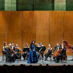 """""""Le Quattro Stagioni"""" di Vivaldi diventano spettacolo di sabbia per inaugurare """"Arezzo Classica"""""""