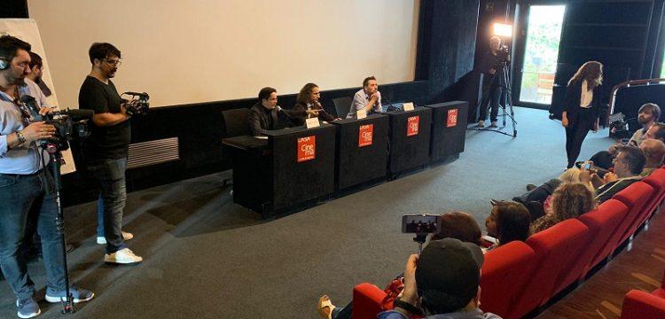 conferenza stampa di Adriano Panzironi
