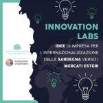 """Parte il progetto """"Innovation Labs: idee di impresa per l'internazionalizzazione della Sardegna verso i mercati esteri"""""""