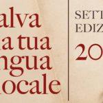 """""""Salva la tua lingua locale"""". Il premio letterario per opere in dialetto o lingua locale, dedicato agli studenti"""