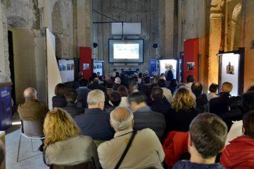 pubblico della Rassegna del Documentario e della Comunicazione Archeologica