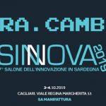 Le tecnologie del futuro a SINNOVA 2019 Apre il settimo Salone dell'Innovazione in Sardegna