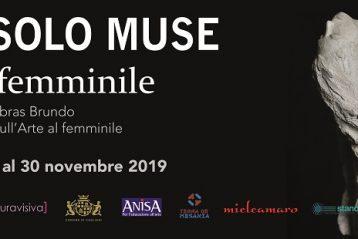 """Arte contemporanea Cagliari: """"Non solo muse. Arte al femminile"""""""