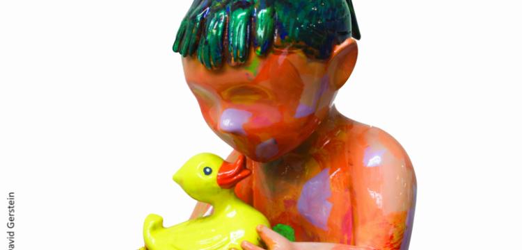 Unforgettable Childhood – L'Infanzia indimenticabile David-Gerstein-Bathing-baby-2011