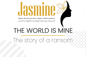 donne leader del mediterraneo Jasmine the word is mine