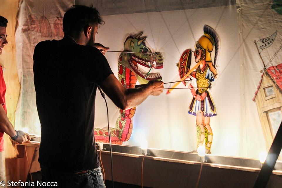 fari del Mediterraneo artista Greco Minturno