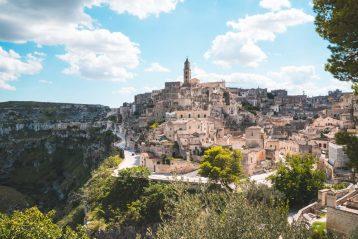 borgo sud Italia