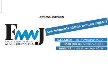 forum giornaliste del mediterraneo