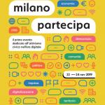 """La Fondazione Cariplo e il Comune di Milano presentano """"Milano partecipa"""", il primo evento dedicato all'attivismo civico nell'era digitale"""