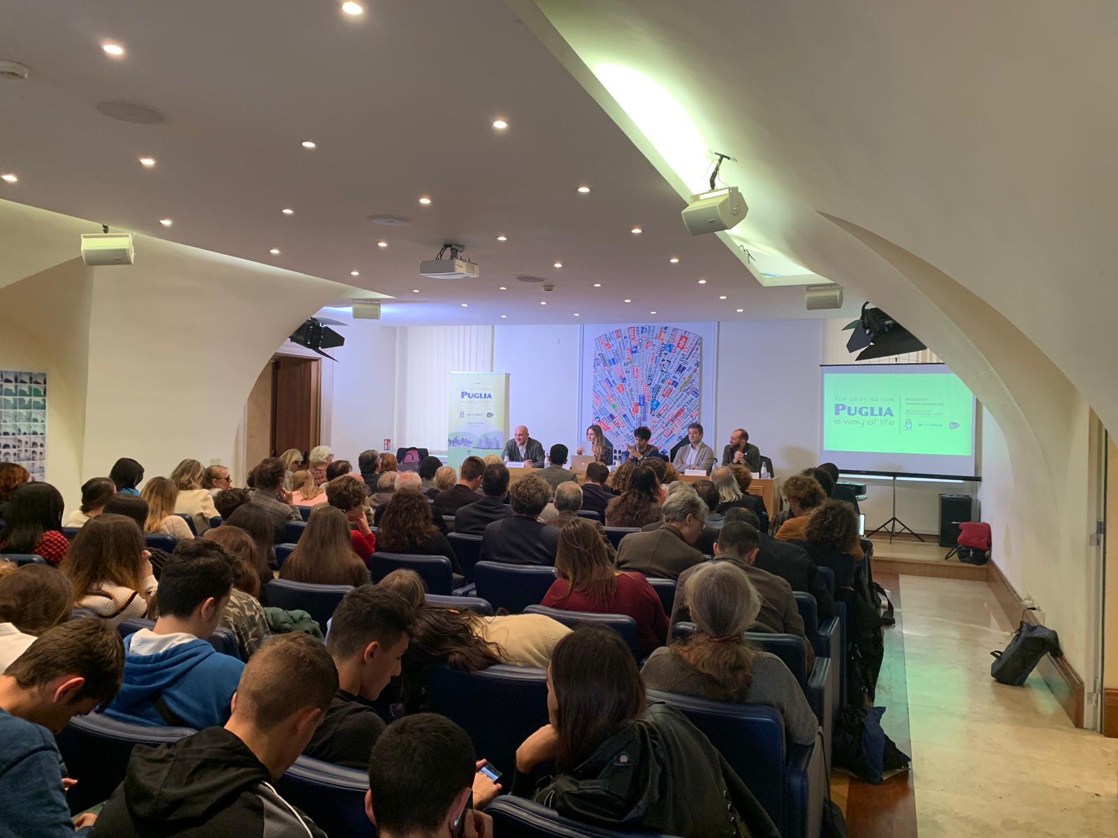 puglia, a way of life invito stampa estera turismo sostenibile