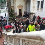 377 project: si è concluso a Cagliari un viaggio lungo 14 mesi
