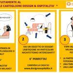 PREMIO ACHILLE CASTIGLIONI DESIGN & OSPITALITA': COME CANDIDARE LA PROPRIA CASA IN TRE SEMPLICI MOSSE