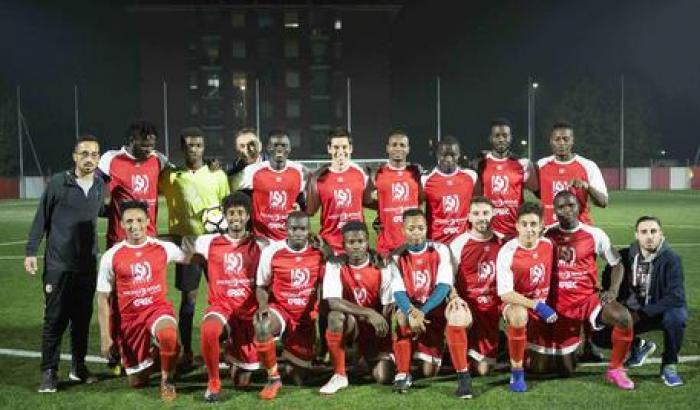 la squadra di Nowalls