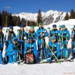 La Nazionale Artisti Ski Team apre le selezioni per il 'Camp dei Sogni'. Le selezioni sono rivolte a bambini con disabilità fisico-motorie e sensoriali