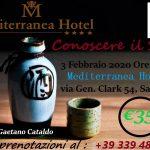 Conoscere il Sake a Salerno