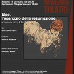 """The Beggars' Theatre di Napoli presenta """"ELSE, L'ESERCIZIO DELLA RESURREZIONE"""""""