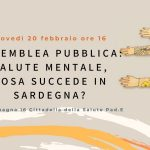 Salute mentale. Cosa succede in Sardegna?