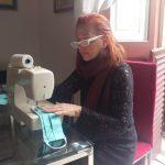 Fatu in domu: una rete domestica di sarte per combattere il covid 19