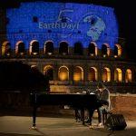EARTH DAY 2020: ZUCCHERO CANTA LA VITA dal COLOSSEO di Roma
