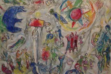 chagall Esquisse pour la Vie
