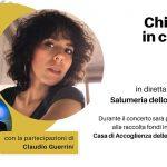 ChiaraBlue in concerto a favore di CADMI, Casa di Accoglienza delle Donne Maltrattate