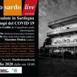 Video conferenza: Il diritto alla salute in Sardegna ai tempi del COVID-19