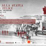 """""""Processo alla statua di Carlo Felice"""" a Cagliari il 29 agosto: pro e contro in una drammatizzazione di Gianluca Medas"""