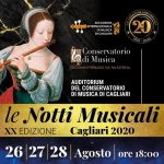 Mercoledì 26 agosto al via a Cagliari il Festival Le notti musicali