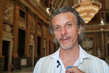 DAVIDE FERRARI, direttore artistico Festival musicale del Mediterraneo di Genova